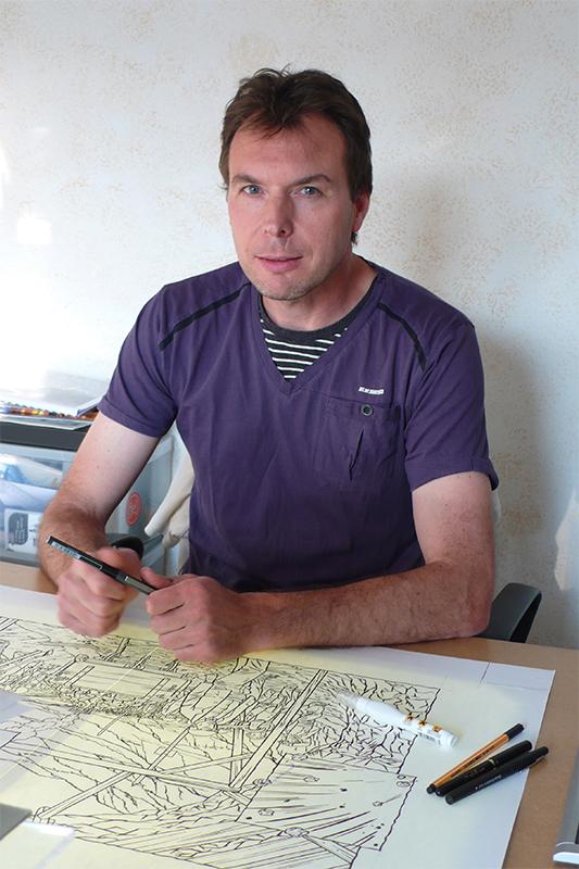 Robert Minguez auteur editions cair